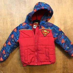 a048c0046 Kids  Superman Jacket on Poshmark